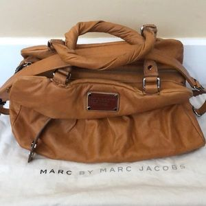 MARC BY MARC JACOBS Soft Leather Bag
